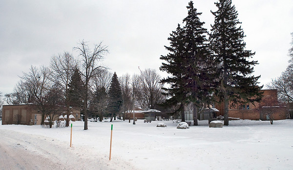 Record-Eagle/Douglas Tesner<br /> Traverse City officials are moving forward with plans to overhaul a two-mile stretch of waterfront property into public park space, centered at the former zoo property.