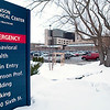 Record-Eagle/Douglas Tesner<br /> Munson Medical Center in Traverse City.