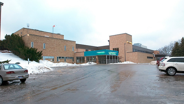 Record-Eagle/Douglas Tesner<br /> Paul Oliver Memorial Hospital in Frankfort is part of the Munson Healthcare System.