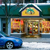 Record-Eagle/Douglas Tesner<br /> The Banana Tree in Traverse City will close Jan. 31. Owner Lori Buchan said the economic downturn has forced locals to conserve their money.