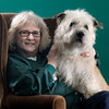 Record-Eagle/Jan-Michael Stump<br /> Marty Dagneau Bates' Glen of Imaal terrier, Tully, placed at December's  AKC/Eukanuba National Championship in Orlando.