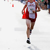 Record-Eagle/Jan-Michael Stump<br /> Kristopher Koster (393) of Grand Rapids won the Meijer Festival of Races 15k Saturday with a chip time of 48:55.