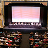 Record-Eagle/Douglas Tesner<br /> The Michigan Film Office Advisory Council met at the City Opera House Friday as part of a Traverse City Film Festival panel.