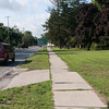 Record-Eagle/Douglas Tesner<br /> Traverse City commissioners must decide whether to ask city voters for 30 feet of additional right-of-way from parkland along the west side of Division Street without knowing how state officials may redesign the busy highway.