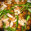 Record-Eagle/Jodee Taylor<br /> Sweet and sour shrimp with cherries.