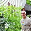 Record-Eagle/ Vanessa McCray<br /> David Chrobak's bed and breakfast is filled with his antiques and collectibles.