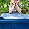 Record-Eagle/Douglas Tesner<br /> Renee Kaufman came up with a simple idea to save her neighbors money on trash collection. It worked wonders, and cut their bills in half.
