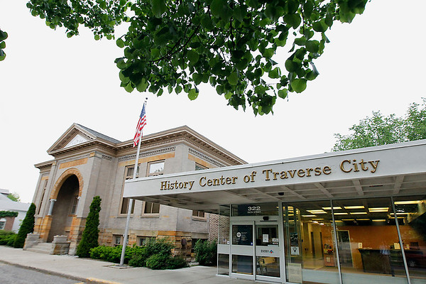 Record-Eagle/Jan-Michael Stump<br /> The History Center of Traverse City will lose its city funding at the end of 2012 and must find another partner if it is to remain at its current home on Sixth Street.