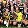 Record-Eagle/ Denny Chase<br /> Girls Soccer - Glen Lake vs Grand Rapids Northpoint Christian