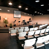 Record-Eagle/Douglas Tesner<br /> New inside of  Windward United Methodist Church. The church has moved from holding it services at Traverse City West Junior High School to it own location on U.S. 31 South. It will hold its official opening on Easter Sunday.