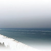 Record-Eagle/Douglas Tesner<br /> Arcadia Bluff overlooking Lake Michigan.