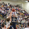 Record-Eagle/Keith King<br /> Sean Sheldon and Traverse City St. Francis are in the state quarterfinals.