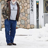 Record-Eagle/Jan-Michael Stump<br /> Fred Lanham stands outside his Kasson Township home, which, like many others in the township, has lost value over the past four years.