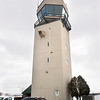 Record-Eagle/Douglas Tesner<br /> Cherry Capital Airport's current air traffic control tower.