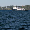 Record-Eagle/Jan-Michael Stump<br /> The State of Michigan departed from Northwestern Michigan College's Great Lakes Campus Wednesday evening for the Great Lakes Maritime Academy's annual spring cruise.