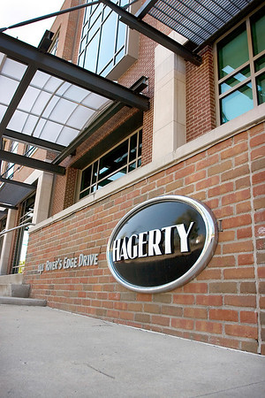 Record-Eagle/ Keith King<br /> The Hagerty Insurance Agency building.