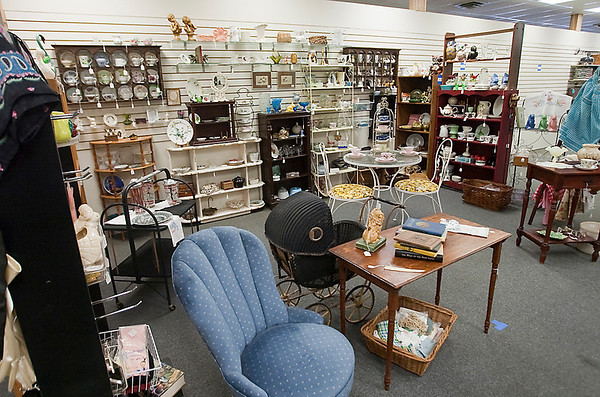 Record-Eagle/Douglas Tesner<br /> Cherryland Antique Mall and Consignment Center has opened its doors for business. The center offers more than 88 booths, 72 showcases and a large showroom on Garfield Avenue.