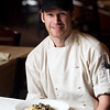 Record-Eagle/Jan-Michael Stump<br /> Hanna's chef Mike Prior uses reconstituted dried morels in morel mushroom ravioli.