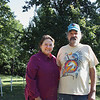 Record-Eagle/Loraine Anderson<br /> Valerie Anderson Maidens and her brother, Tom Anderson, were among the family members who worked on the restoration of the Onominese Indian Cemetery.