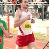 Record-Eagle/Keith King<br /> Ryan Holm won the men's half marathon in 1:08:41.1.