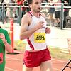 Record-Eagle/Keith King<br /> Ryan Holm won the men's half marathon in 1:08:41.1.