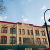 Record-Eagle/Jan-Michael Stump<br /> Developer Gene LaFave has taken over redevelopment of the Whiting Hotel from Cherry Republic owner Bob Sutherland, and hopes to continue the project despite losing millions in public financing.