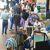 Record-Eagle/Jan-Michael Stump<br /> Businesses from around Leelanau County were on hand Wednesday for the Leelanau Peninsula Chamber of Commerce Business Expo at the Strongheart Center in Peshawbestown.