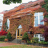 Record-Eagle/Loraine Anderson<br /> The old Ladies Library, constructed in 1909 on Cass Street, is covered with ivy and has been renovated into a private office building. It was used as a library until 1949.