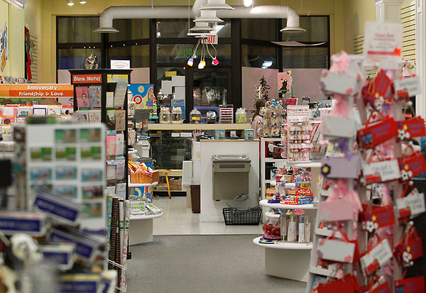 Record-Eagle/Jan-Michael Stump<br /> Annie's, a novelty, gift and candy store at 208 East Front St. in downtown Traverse City, is closing after more than 20 years of business.