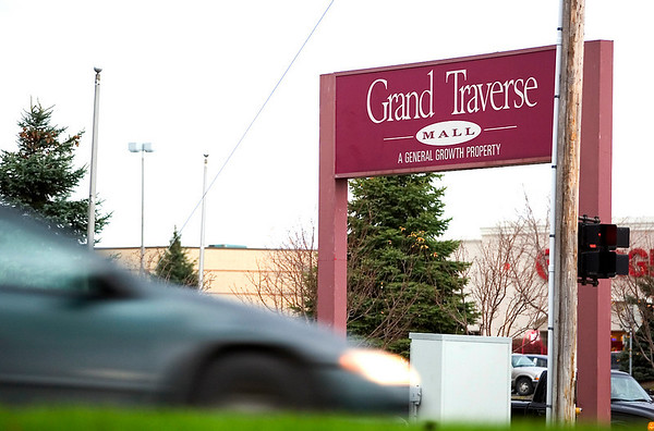 Record-Eagle file photo/Jan-Michael Stump<br /> General Growth Properties, which owns the Grand Traverse Mall in Garfield Township, should emerge from bankruptcy by year's end after its lenders agreed to restructure billions in debt for the Chicago-based company.