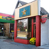 Record-Eagle/Jodee Taylor<br /> The entry to Frenchies Famous, on Randolph Street in Traverse City, is on the west side of the building.