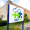 Record-Eagle/Jan-Michael Stump<br /> HelpLink at Faith Reformed Church, located in the church's former Youth Ministry Building, works to connect people with services to help their needs.