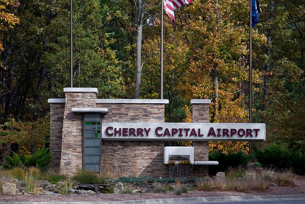 Record-Eagle/Jan-Michael Stump<br /> Cherry Capital Airport has a new marketing campaign aimed at luring a new carrier to Traverse City to create more competition and lower airfares.