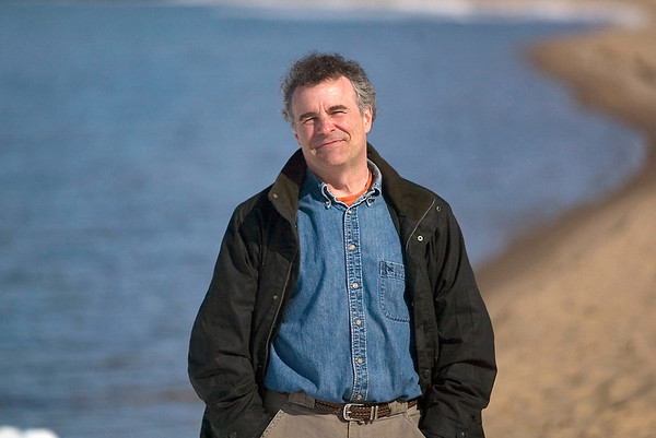 "Record-Eagle file photo/Jan-Michael Stump<br /> Jerry Dennis, author of ""Living Great Lakes,"" will speak at the City Opera House Thursday."
