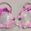 "Record-Eagle/Lisa Perkins<br /> Bras for a Cause, a fundraiser to benefit Munson Healthcare's Women's Cancer Fund, will feature handcrafted undergarments, modeled by local gentlemen. A ""Sports Bra"" was created by Connie Roundtree, president of the Northern Michigan Chapter of the Women's Council of Realtors."