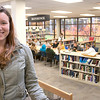 Record-Eagle/Douglas Tesner<br /> Northwestern Michigan College student Jessica Cichowski, 20, is among students concerned with the possibility of concealed weapons on college campuses.