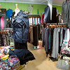 Record-Eagle/Jan-Michael Stump<br /> Lizzi Lambert (cq) is moving the studio for her clothing store Haystacks, which has stores in Leland, Suttons Bay andTraverse City.