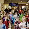 Record-Eagle/Keith King<br /> Students are dismissed at the end of the school day Monday, October 10, 2011 at Eastern Elementary School.