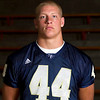 Record-Eagle photo/Jan-Michael Stump<br /> Traverse City St. Francis football player Max Bullough