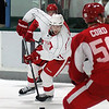 Record-Eagle/Keith King<br /> Pavel Datsyuk stickhandles the puck during an intra-squad scrimmage Saturday at Centre ICE.
