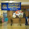 Record-Eagle/Jan-Michael Stump<br /> Students walk through the hallways at Eastern Elementary School.