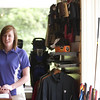 Record-Eagle photo/Jan-Michael Stump<br /> Kristen Nolan has worked in the golf shop at the Traverse City Golf and Country Club for the past three summers while working as a special education teacher for TCAPS.