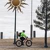 SUNNY CYCLIST