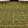 Record-Eagle/Jan-Michael Stump<br /> Lars Hockstad Auditorium, located in Central Grade School, may receive new seats through the Traverse City Film Festival, which uses the venue during the annual event, scheduled for late July.