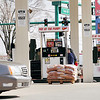 Record-Eagle/Keith King<br /> The price for a gallon of unleaded gasoline is displayed Monday at the Holiday gas station at the intersection of South Airport Road and Cass Road.