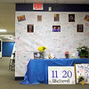 Record-Eagle/Jan-Michael Stump<br /> A memorial to Buckley student Haley Baldinger, 17, sits in a school hallway on Wednesday. The teen was killed in a traffic accident while on spring break in North Carolina. Her sister Hannah Baldinger, 14, and friend Paige Gokey, 17, were injured in the crash.
