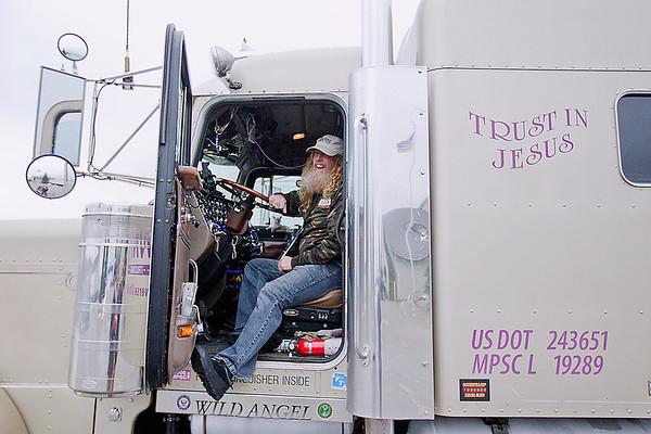Ice Trucker