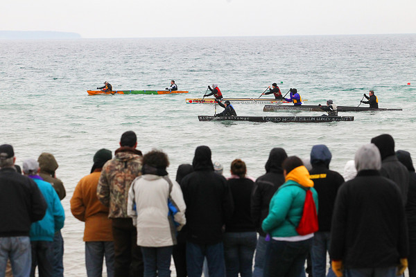CONCRETE CANOE RACES