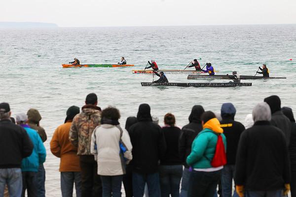 CONCRETE CANOE RACES