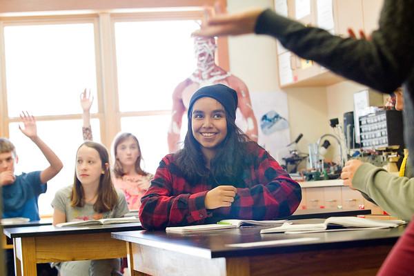 GREENSPIRE SCHOOL
